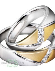Cincin Kawin Diamante