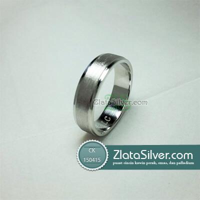 Cincin Perak Single Savino
