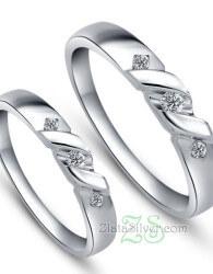 Cincin Kawin Tiffany