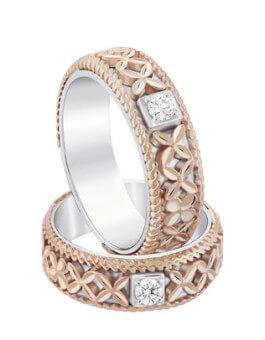 cincin kawin batik kekaseh sekar jagad