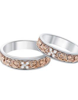 cincin kawin batik kekaseh wahyu temurun