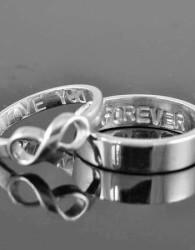 cincin kawin infinity