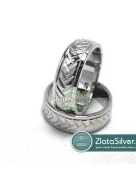 Model Cincin Kawin Perak Emas Palladium Aranyu
