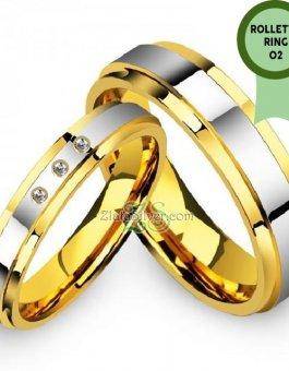 Cincin Kawin Amariz (Roletto Ring)