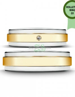 Cincin Kawin Rizsya (Roletto Ring)