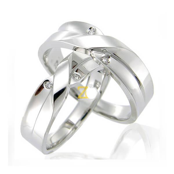 Model Cincin Kawin Sheeva Terbaru Perak Emas Palladium