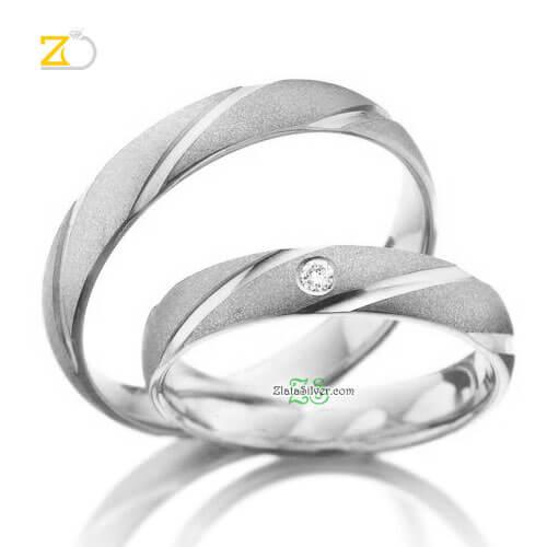 Model Cincin Kawin Allan Silver Terbaru Emas Putih
